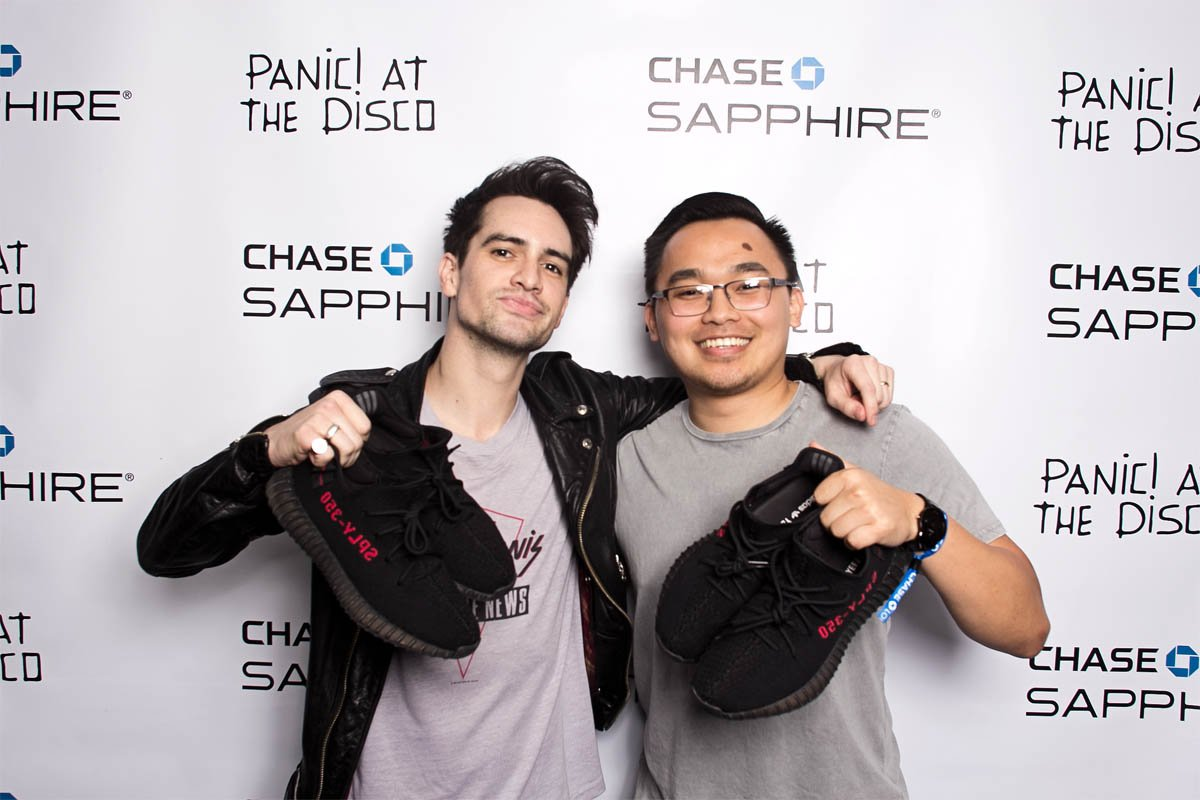 Panic At Our Disco On Twitter Brendonurie With Fans In The