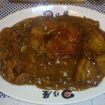 RT @setsuna_tk: 日乃屋 高田馬場店で 29日恒例の肉の日カレーを食べてきた。 ボリュ...