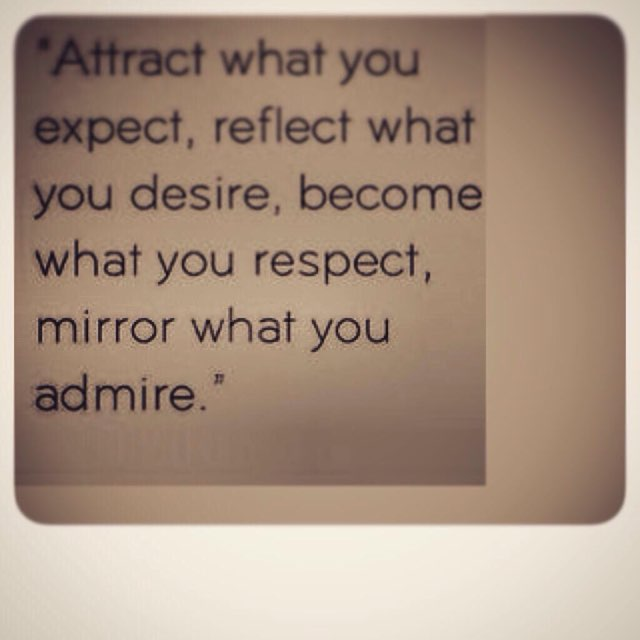 Dream Big, Set Goals, Attract Great People into  Your Life, Mirror the...
