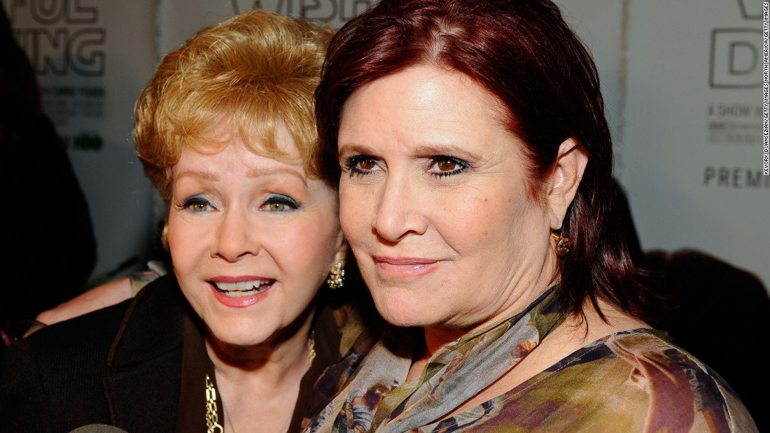 Carrie Fisher and Debbie Reynolds celebrated at public memorial #carrie #fisher #debbie #reynolds #celebrated…  http:// dlvr.it/NlRBwc  &nbsp;  <br>http://pic.twitter.com/rFHjSOUU13