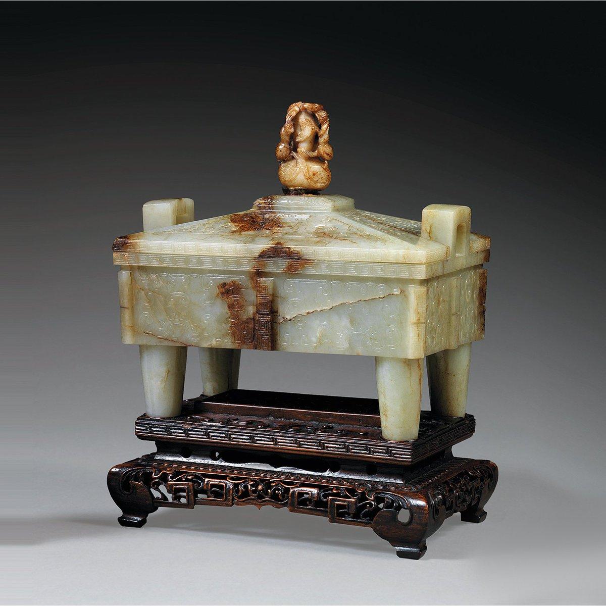 #today 14h30, Arts d&#39;Asie à l&#39;Espace Tajan et sur le Live. Suivre la vente et enchérir en direct &gt;  https:// goo.gl/ord9Lt  &nbsp;   #auctionalert<br>http://pic.twitter.com/EUiAVxCRGI
