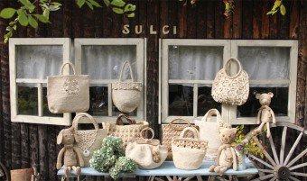 フィリピンの女性によって手掛けられる、大人可愛い天然繊維のバッグブランド「スルシィ」 https://sheage.jp/article/14451 #スルシィ #フィリピン #天然繊維 #バッグ #ラフィアバッグ pic.twitter.com/qKkNMuLEYZ