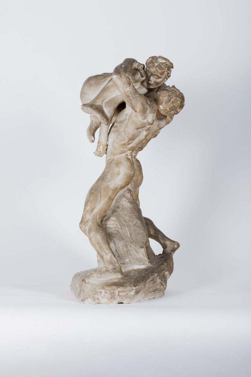 #Masterpiece : Une exceptionnelle sculpture de #Rodin découverte pendant un inventaire par @GestasCarrere exposée à #Pau le 31/3 #enchères<br>http://pic.twitter.com/uKYvqn8IAT