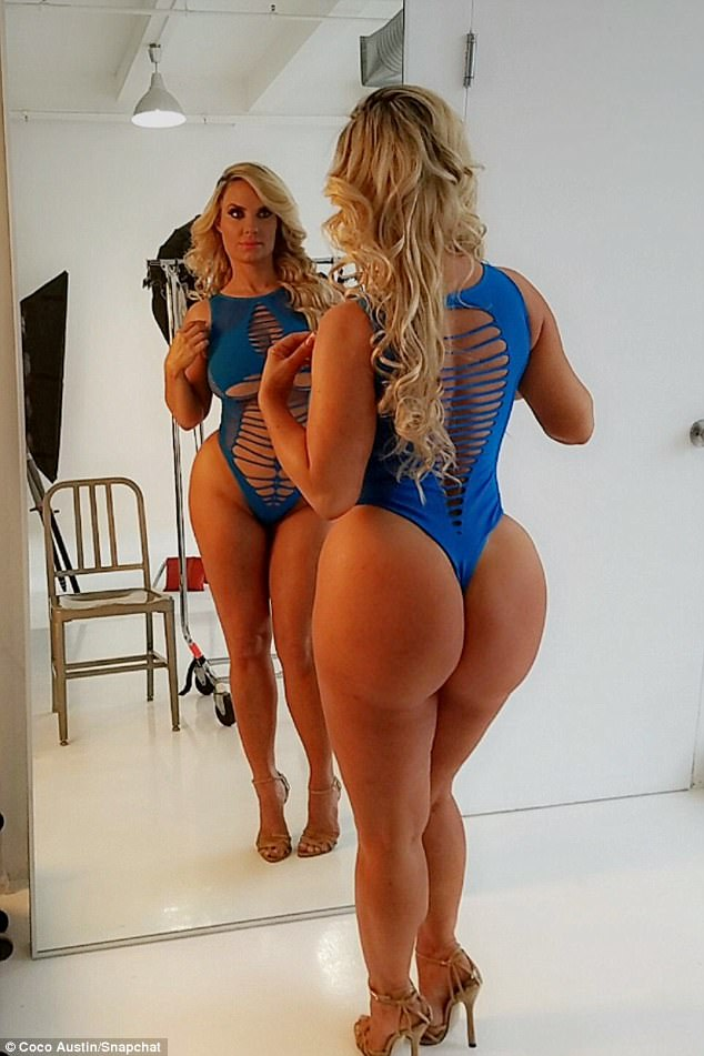 Coco Ass Pic