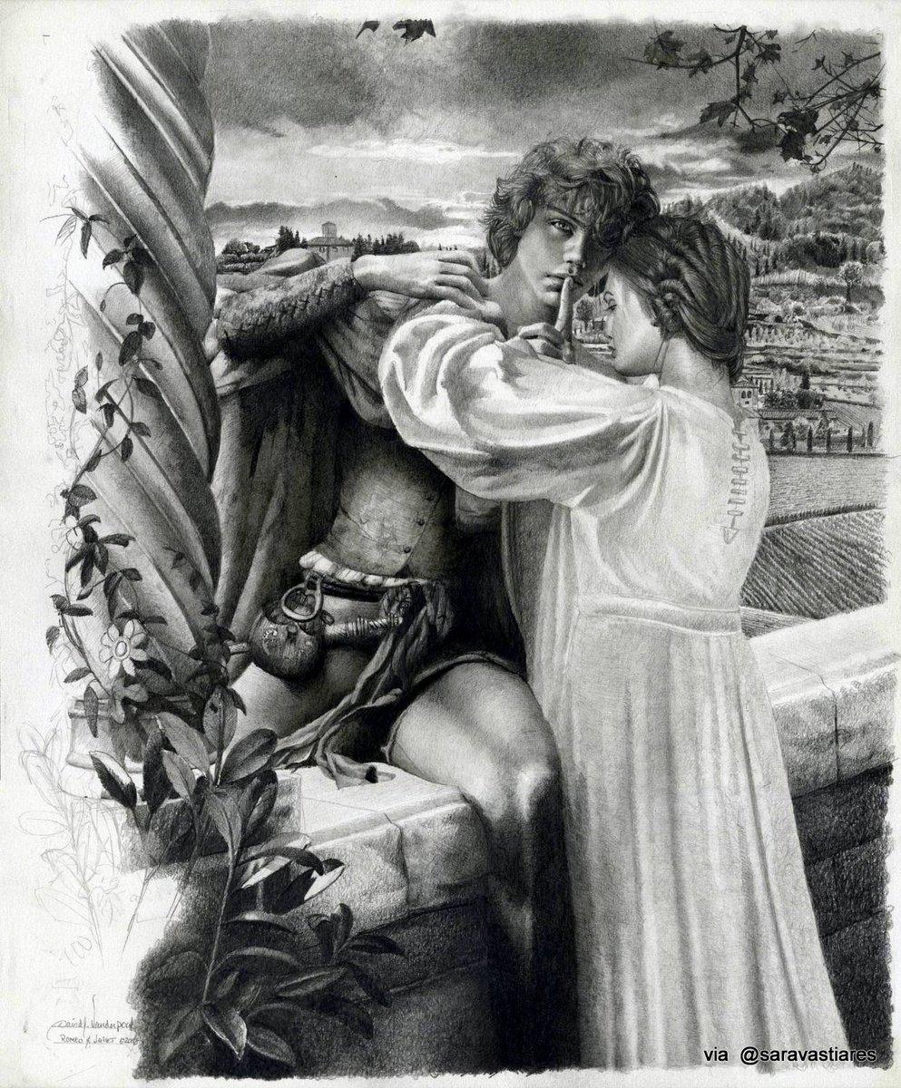 натяжные рисунки из произведений шекспира это материал, который