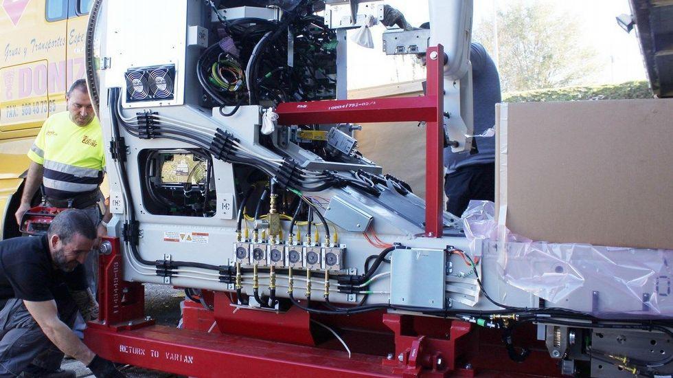La Fundación Amancio Ortega dona 320 millones para renovar equipos onc...