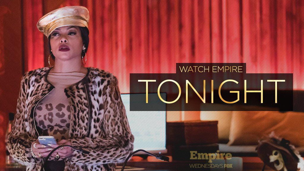 It's 🦁 vs. 🦁 on an all-new #Empire TONIGHT at 9/8c. RETWEET if you'll...