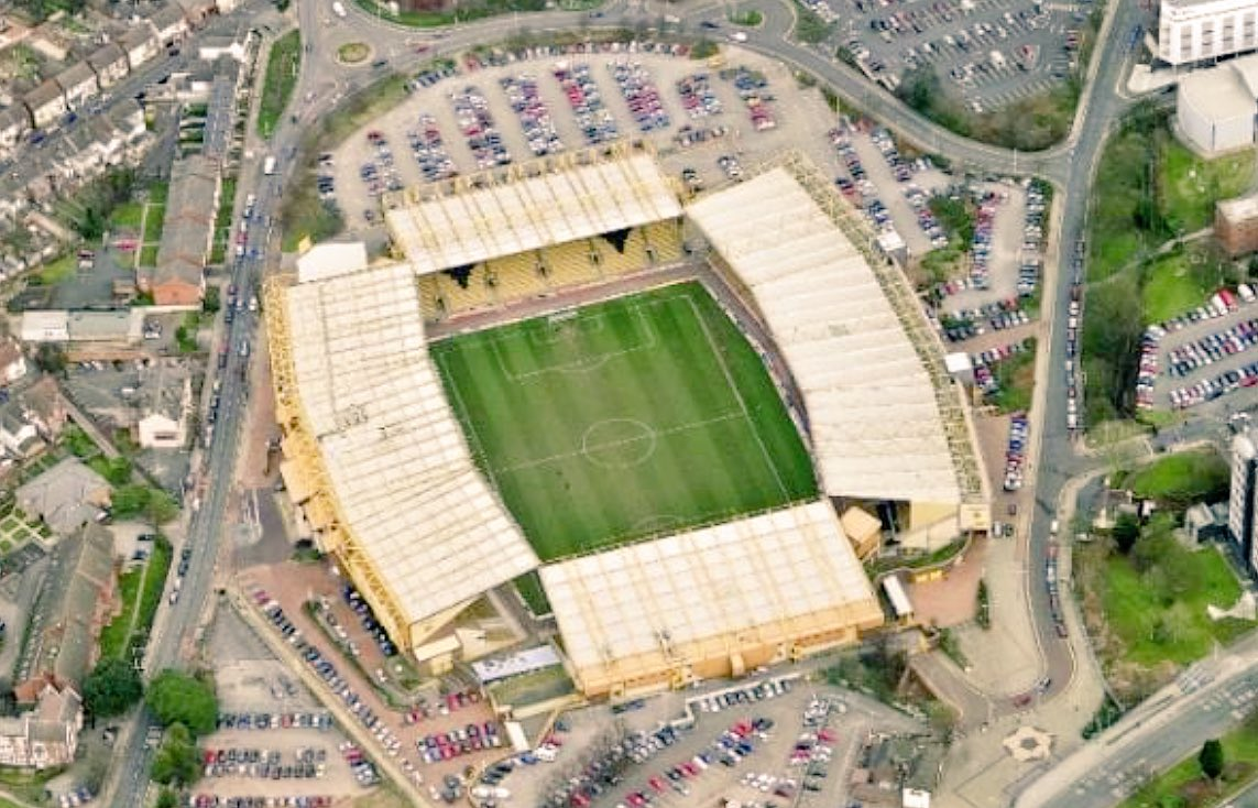 Molineux  #wwfc #Wolves #Stadiums<br>http://pic.twitter.com/HyqfqBJwO4