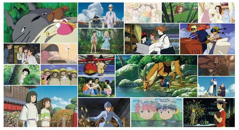 Il m&#39;arrive de regarder des #Ghibli que j&#39;ai pourtant déjà vu plus d&#39;une dizaine de fois #CestGenantOuPas ?  #Totoro #Chihiro #Mononoke<br>http://pic.twitter.com/9oShGazoHb