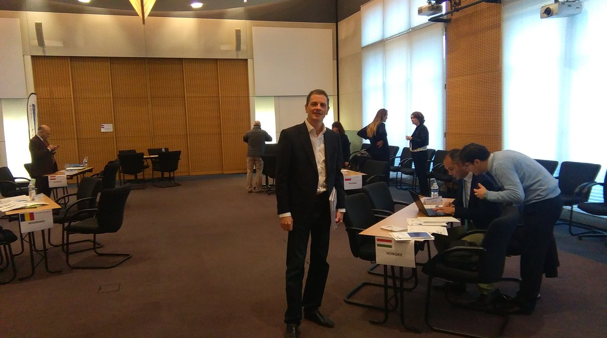 Journée Peco @CCI49, c&#39;est parti pour un marathon @businessfrance #Pologne #Hongrie #réptchèque #Roumanie #Autriche #CCEF @ccii_pdl<br>http://pic.twitter.com/ch02KUPZM2