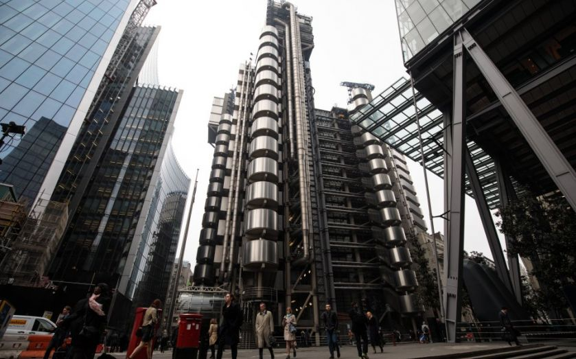Lloyd's of London moving EU business to Brussels https://t.co/2JRNWFlH...