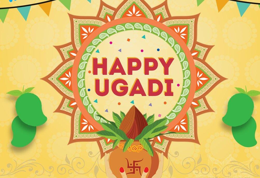 #Happy #Ugadi #GudiPadwa #Chetichand #Navreh #Navratri &amp; #SajibuCheiraoba to everyone Celebrating!May this new year bring Peace &amp; Happiness! <br>http://pic.twitter.com/IalwPApu7j
