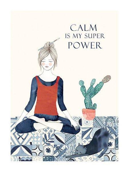 Nuestra #PildoraEmocional de hoy va de superpoderes, porque en tiempos de #estrés el mejor superpoder es la #calma. #Buenosdías<br>http://pic.twitter.com/n2JFsMhRCW