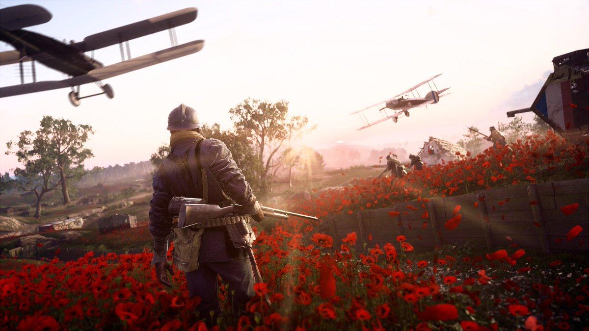 Incarnez l&#39;armée Française dès maintenant sur #Battlefield1 avec le DLC They Shall Not Pass sur #XboxOne :  http:// msfr.so/Battlefield1  &nbsp;  <br>http://pic.twitter.com/LbDibx0Dvn