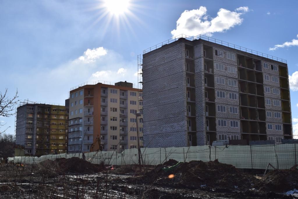 Узловая-сити:близится новоселье