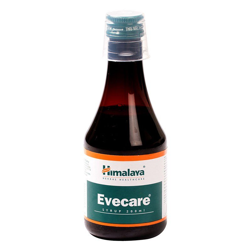 Himalaya Evecare Syrup For Pcos