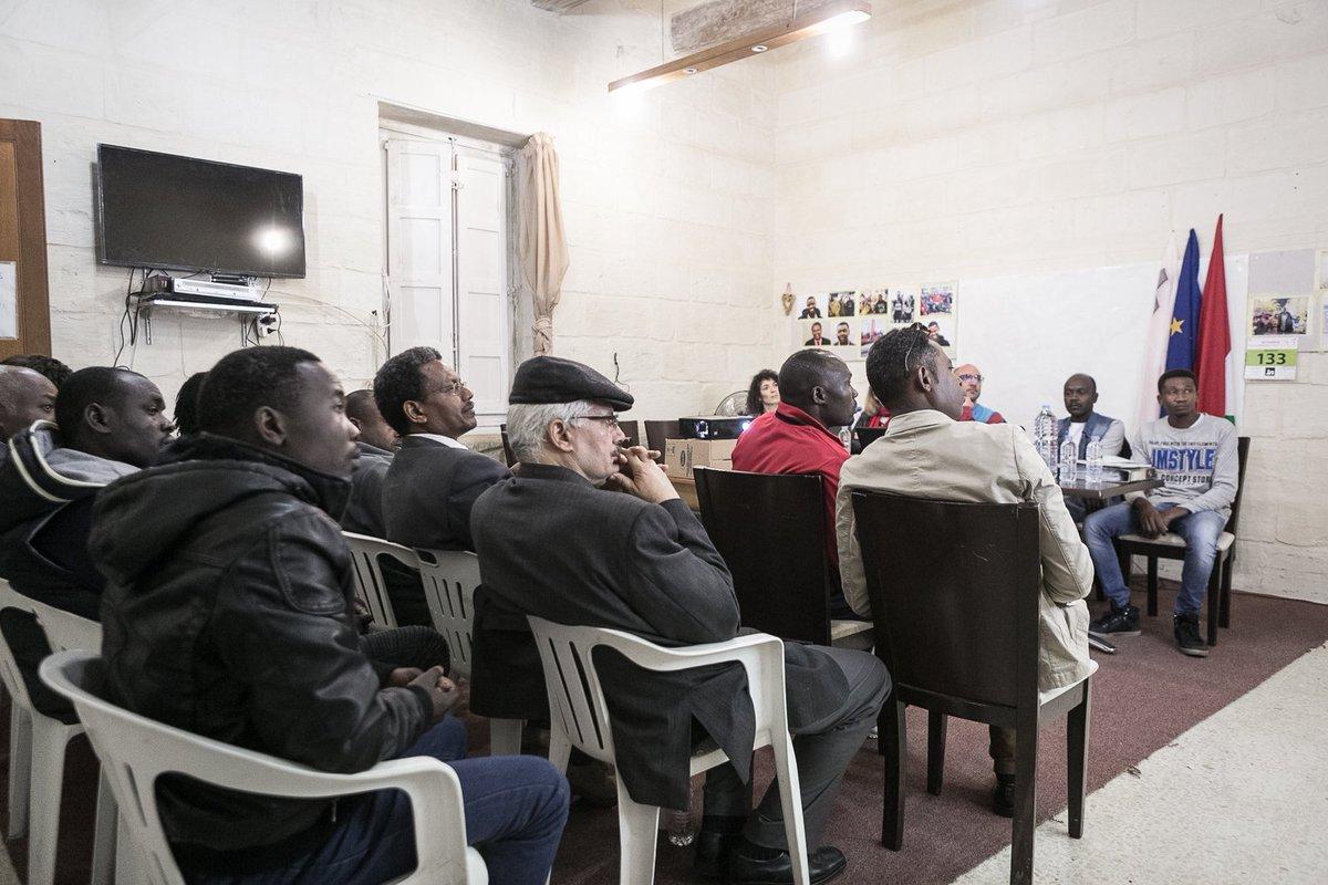 UNHCR Malta On Twitter UNHCRMalta JRSMalta AditusNGO