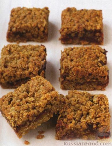 Печенье овсяное из овсяной муки рецепт