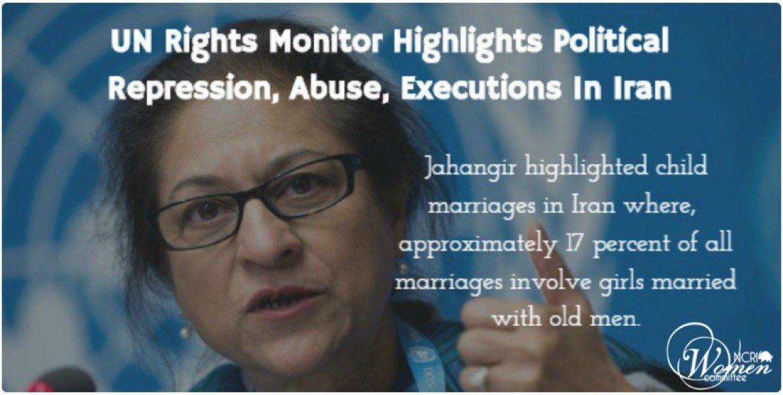 #FreeIran #EndChildMarriage in #Iran #Humanrights defenders pls keep defending Iranian #womensrights VS mullah regime abuses!<br>http://pic.twitter.com/s6nyEP2NjC