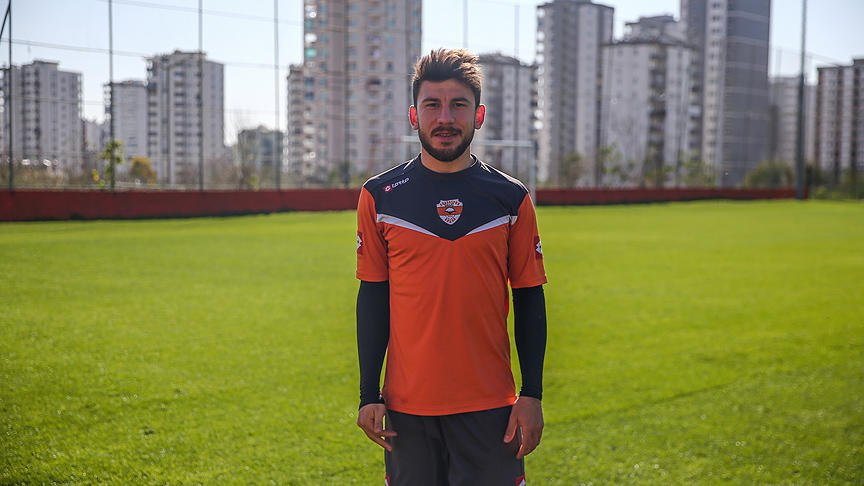 Adanasporlu Sami Can'ın hedefi A Milli Takım https://t.co/aBBfCAG65m h...