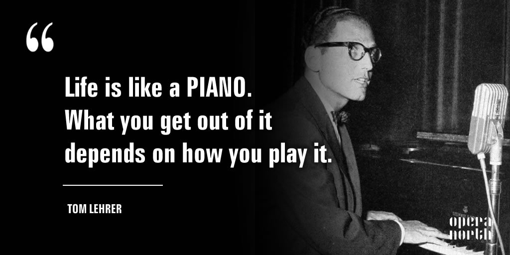 Happy #PianoDay! Celebrating with this wonderful #WednesdayWisdom... https://t.co/uZTRaPDNIF