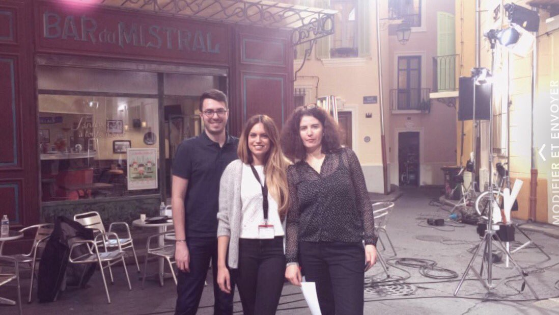 Team PBLV à Marseille #tournage #work #pblv<br>http://pic.twitter.com/XiQnr7eNnP