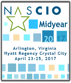 So many hot topics, so little time. All the details on #NASCIO17 are here https://t.co/5BQCjEd60Z https://t.co/I9F92JNU24