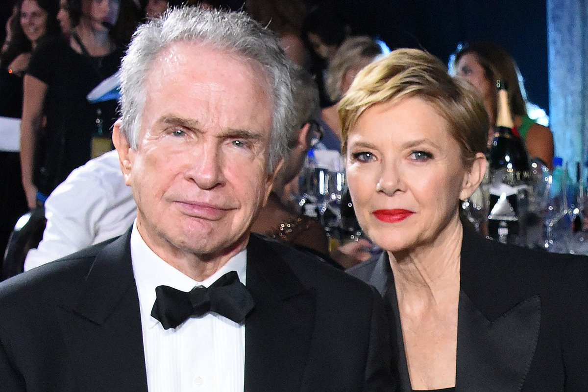 Annette Bening ordered Warren Beatty home after the Best Picture fiasc...