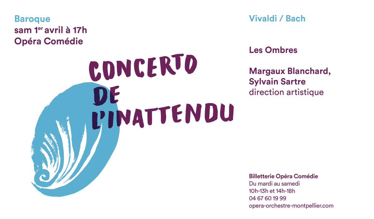 Ensemble de musique #baroque en résidence @OONMLR, @LesOmbres proposent un cycle instrumental autour du #concerto ►  http:// bit.ly/2nNw4II  &nbsp;  <br>http://pic.twitter.com/ycPP2ecyuK