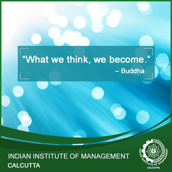 Believe in yourself and have faith in your abilities. #IIMCOpinion https://t.co/0JnjGbHF2r