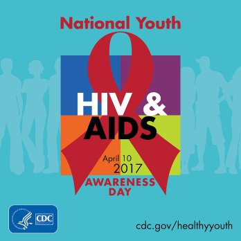 Save the date! April 10th is National Youth HIV/AIDS Awareness Day. Spread the word! #NYHAAD https://t.co/gb0AIEuMkq
