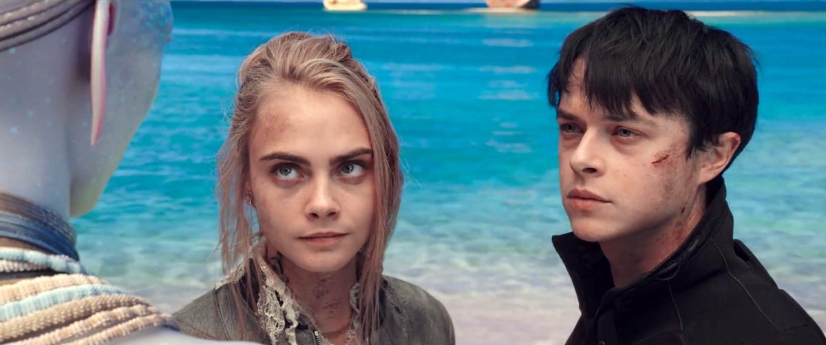 New Valerian and the City of a Thousand Planets Teaser Trailer 5
