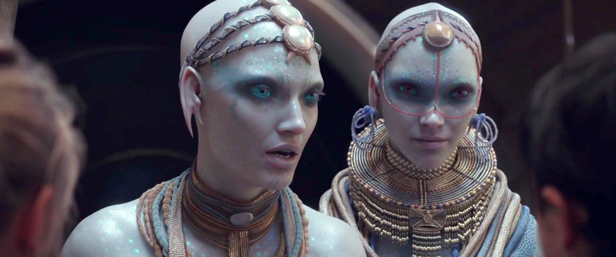 New Valerian and the City of a Thousand Planets Teaser Trailer 7