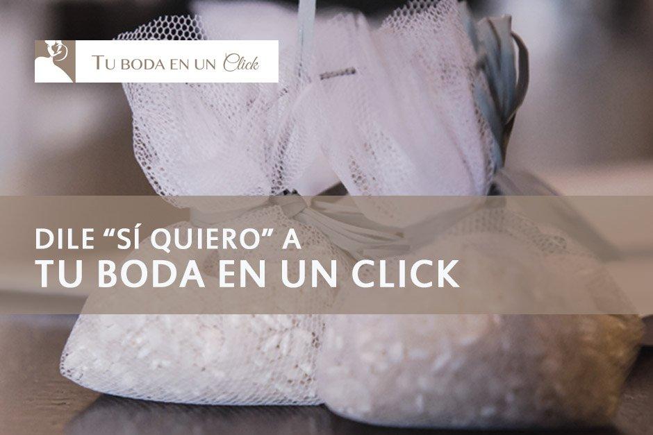 """La boda que siempre soñaste es posible con """"Tu boda en un Click"""". https://t.co/DturnKWWDh ❤️ 👰 https://t.co/KB5LYOaS1y"""