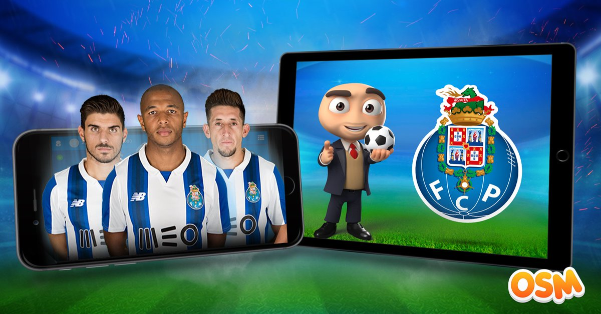 Treina o fc porto no online soccer manager  faz download e