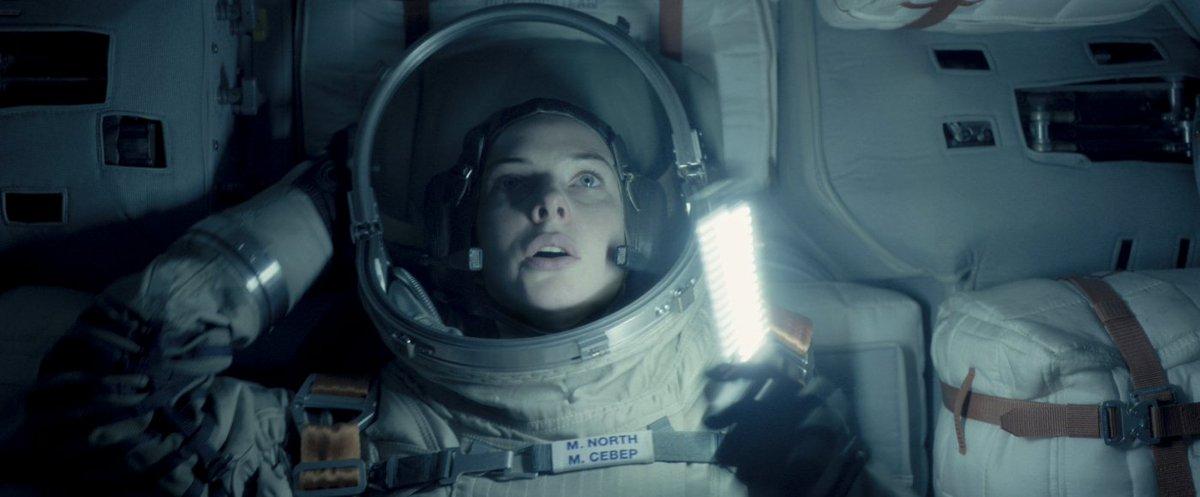 #Life Origine Inconnue se place comme un digne héritier d&#39;Alien, assumant ses influences il se révèle angoissant et tendu à souhait <br>http://pic.twitter.com/NqOr3kU7KK