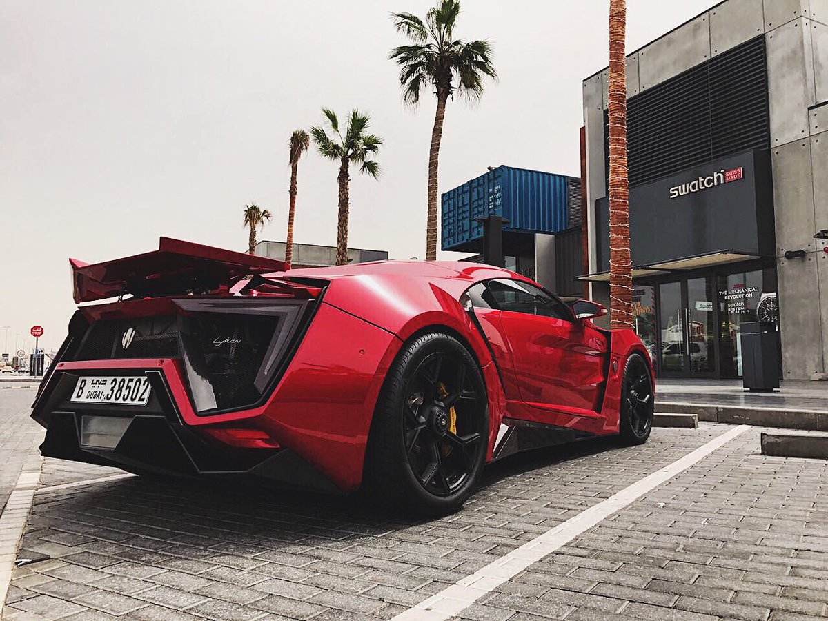 What Do You Think Of The New Fenyr Supersport: WMotors