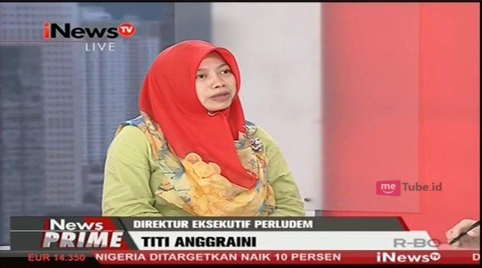 Titi Anggraini: Anggota KPUmerupakan perwakilan dari parpol. #iNewsPri...