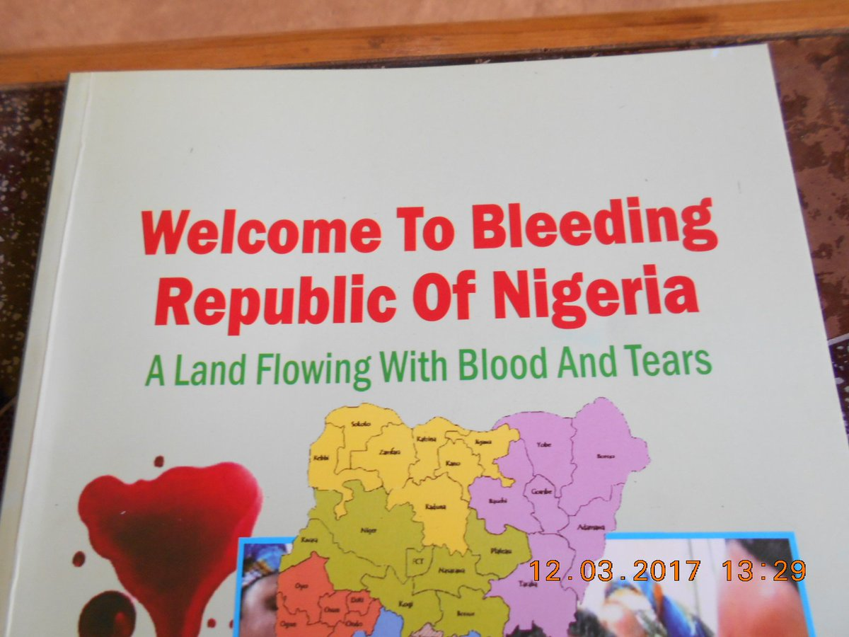 Welcome To Bleeding Republic Of Nigeria, A Land flowing With Blood & Tears ― Video