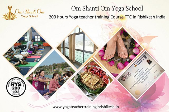 #200_Hour Yoga #TTC is very popular among the students who wish to be a yoga teacher or #personal life. http://www.yogateachertraininginrishikesh.in