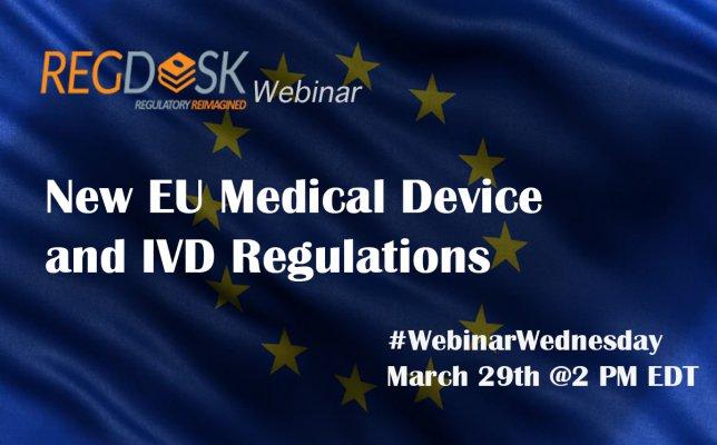 Only a few hours left until our EU #MedicalDevice and #IVD #Webinar! Join us now:  https:// zoom.us/webinar/regist er/322c16c56aba44c87510d14dfea9e911 &nbsp; … <br>http://pic.twitter.com/vGKfpsDQKP