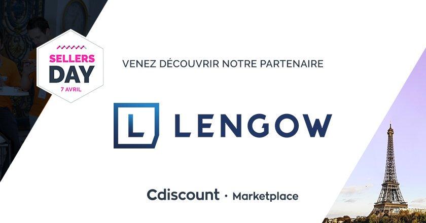 Retrouvez-nous vendredi 7 avril au #CdiscountSellersDay. Pour s&#39;incrire &gt;  http:// ow.ly/CxZL30amZMK  &nbsp;   #Marketplace #Ecommerce #Paris #Cdiscount <br>http://pic.twitter.com/uAOzZw1Ota