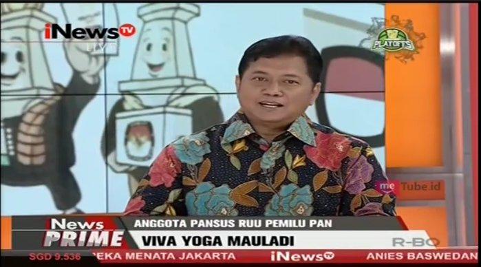 .@vivayogamauladi: Rapat dengar pendapat antara kedua lembaga bersifat...