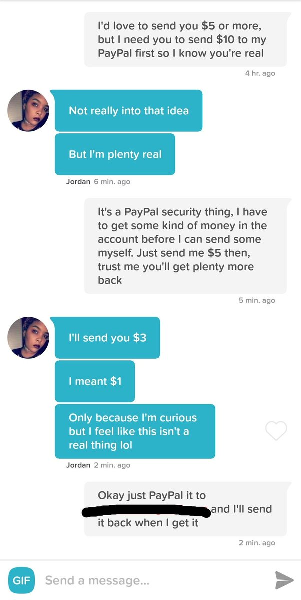 With pay paypal tinder Can You