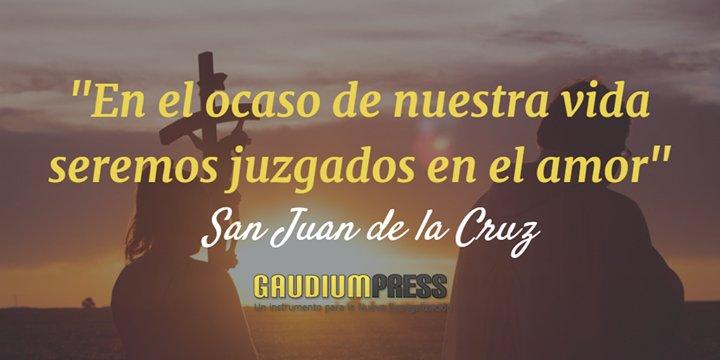 Gaudiumpress Español Auf Twitter Una Frase Para Meditar En