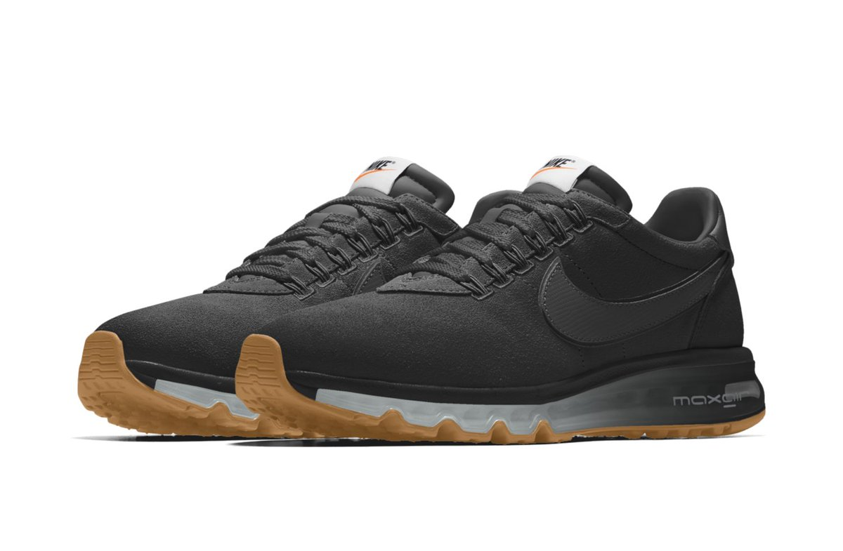 ... Air Max LD-Zero masterpiece in suede or mesh at Nike iD https    thesolesupplier.co.uk news create-your-own-air-max-ld-zero-masterpiece-at- nike-id  ... b9f9104d3