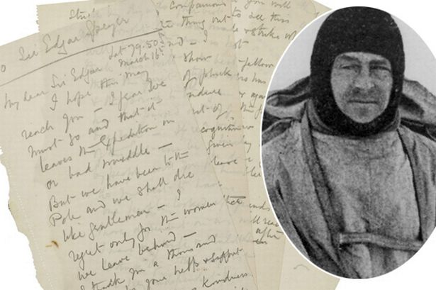 #TodayinHostory 1912 Capt Robert Scott, storm-bound in a tent near South Pole, makes last diary entry &quot;the end cannot be far&quot; #pioneer <br>http://pic.twitter.com/iGeeoxMXre