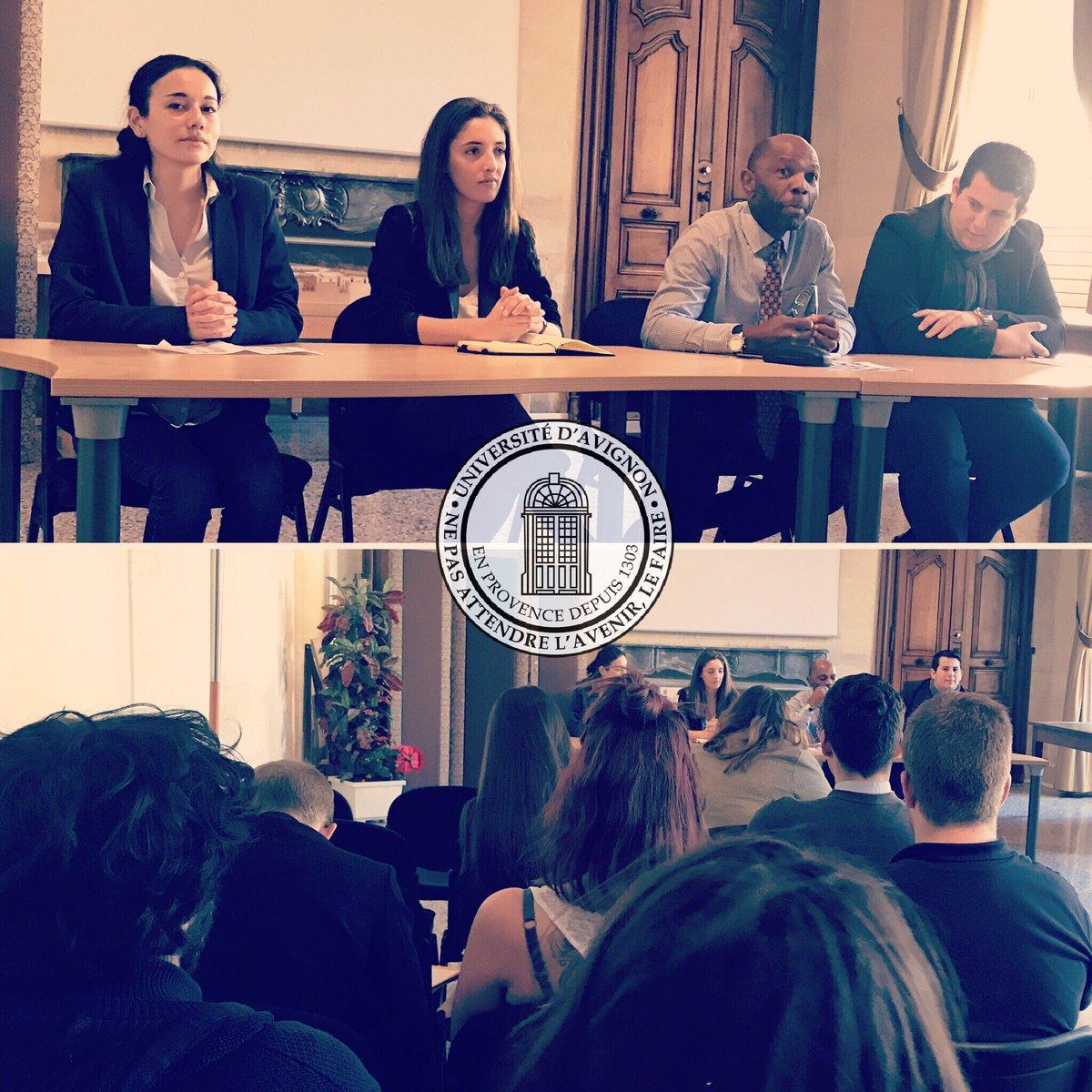#EnDirect Conférence de presse de La Semaine de l'#Égalité et de la #Tolérance  Du 3 au 7 avril à l&#39;#université D&#39;#Avignon<br>http://pic.twitter.com/jGKCWURUo7