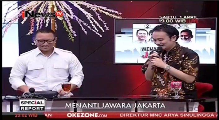 Jerry Sambuaga: Rencana KJL (Kartu Jakarta Lansia) sudah dicanangkan s...