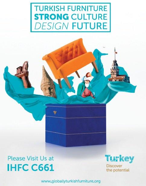 Delightful #HPMKT Spring Is Coming, Turkish Furniture Will Be Present @ IHFC Building  C 661,pic.twitter.com/qspqQZB4MK